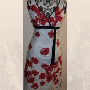 Speechless Red Floral-Printed Dress 7